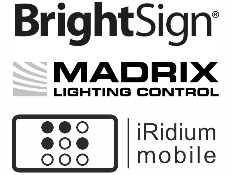 BrightSign | Madrix | iRidium Mobile